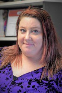 Photo of Elyse Johnson, Administration Officer
